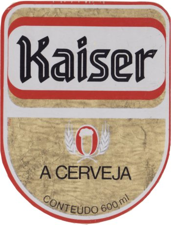 O primeiro rótulo da cerveja que faz parte da história de Divinópolis