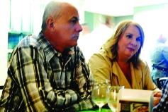 Luis Carlos e Claudinha Ferreira