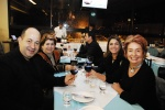 Giovani Lima, Cecilia, Marlene e Zélia Brandão.
