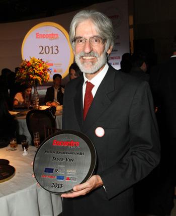O Taste Vin, de Rodrigo Fonseca foi o vencedor em 5 categorias