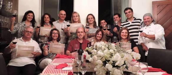 7a turma de vinhos