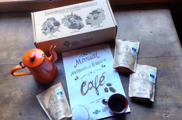 Os melhores cafés do cerrado mineiro em 2015